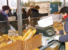 negozio di pane