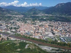 """Finanziato il """"Tempio crematorio"""" di Trento"""