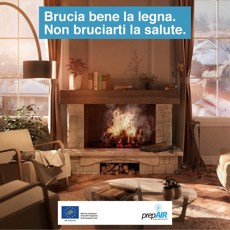Camini E Stufe Emilia Romagna bruciare bene la legna: le cinque regole d'oro