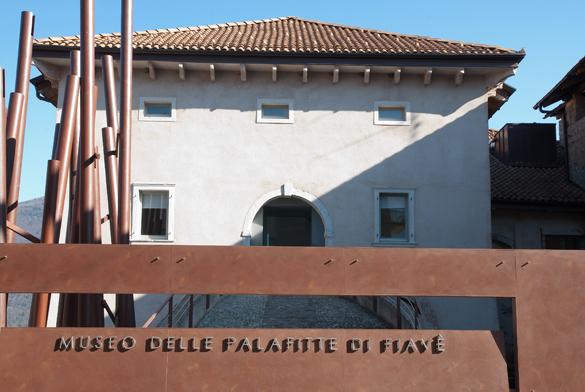 Riaprono al pubblico il museo delle palafitte e il museo for Piccoli progetti di palafitte