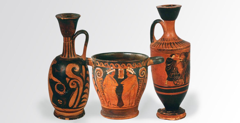 Le ceramiche antiche i fumetti del passato for Vasi antichi