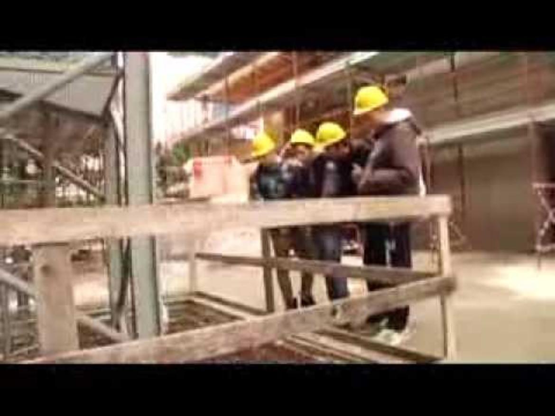 N 21 2013 14 speciali tg giovani costruire case in legno te lo insegna itea gli - Costruire casa in economia ...